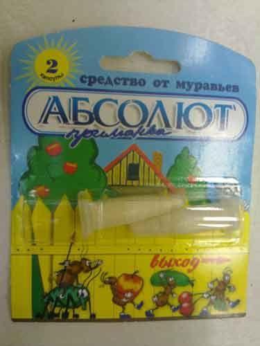 приманка от муравьев в саду