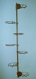 Подставка настенная Эллада-7 (вертикальная)