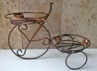 Велосипед-2 мини медь
