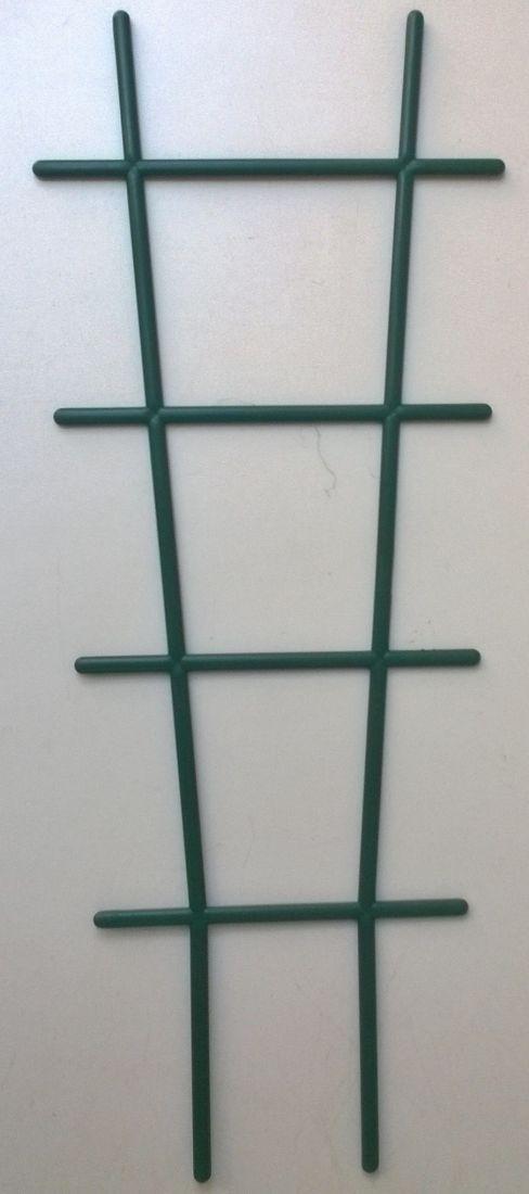 Решетка для вьюнов 38см (белая)